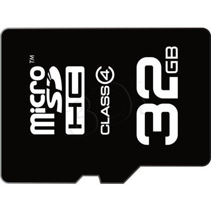 Emtec micro SDHC Mini Jumbo super 32GB Class 4 + ADAPTER microSD-SD
