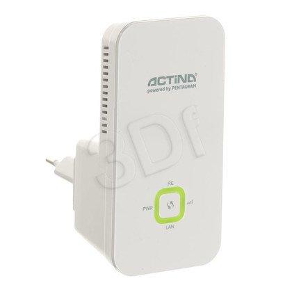 Actina P6805 Repeater / Extender WiFi 300M Multiroom NC+ UPC