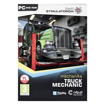 Gra PC NSS Truck Mechanic Simulator 2015