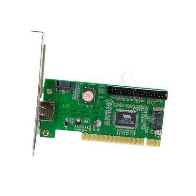 KONTROLER PCI e-SATA + SATA + IDE