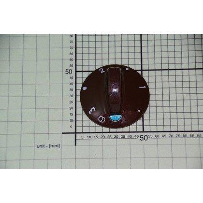 Pokrętło brązowe 3 z prawej + poszerzone pole (8005566)