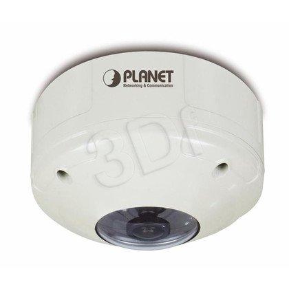 PLANET ICA-8350 KAM IP FISH ZEW 3M H.264 POE (WYP)