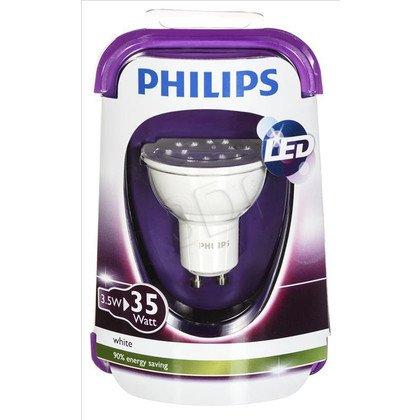 Philips żarówka LED 8718696483763 (reflektor 250lm 3,5W GU10 biały)