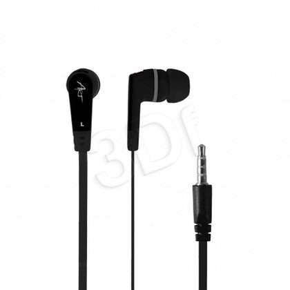 Słuchawki douszne z mikrofonem ART S2B (czarny)