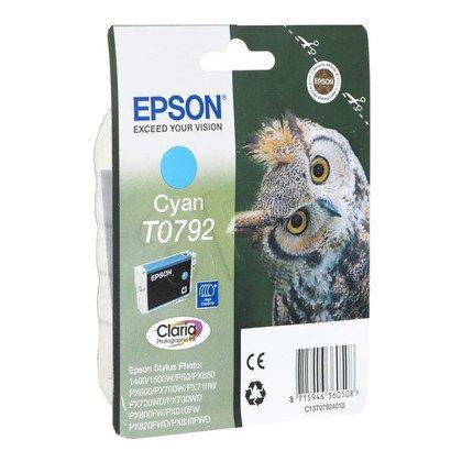 EPSON Tusz Niebieski T0792=C13T07924010, 11 ml