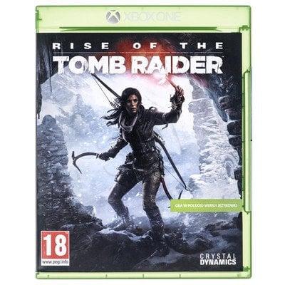 Gra Xbox ONE Rise of the Tomb Raider