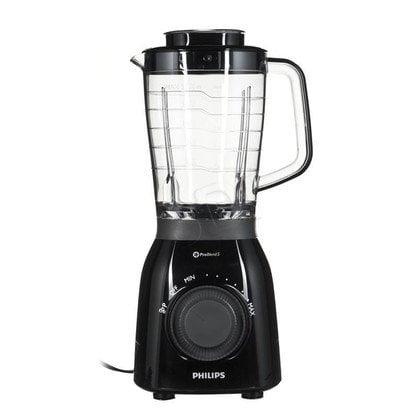 Blender stojący Philips HR2162/90 (600W/czarny/jasnoszary)