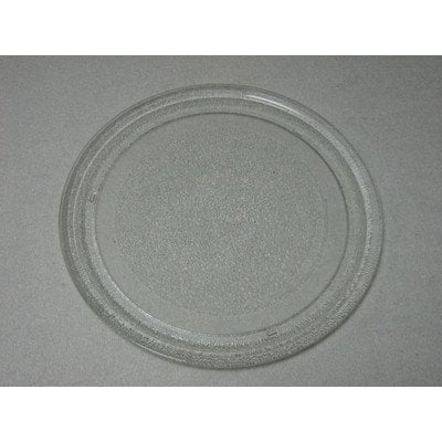 Talerz mikrofali - płaski - 24.5 cm (078-32)
