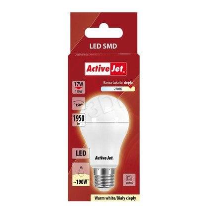 LED SMD AJE-HS1950W A60 1950lm 17W E27 barwa ciepła