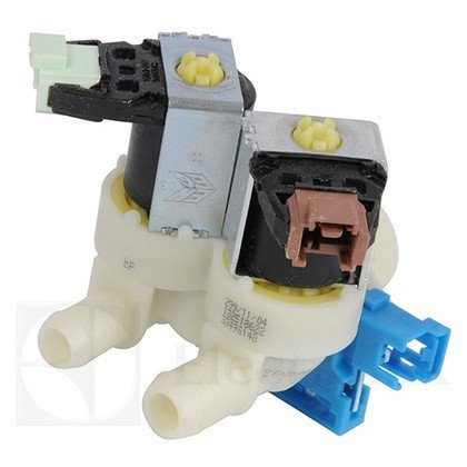 Elektrozawór pralki z uszczelką (4055017166)