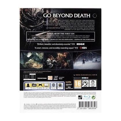 Gra PS3 Dark Souls II Scholar of the First Sin INT