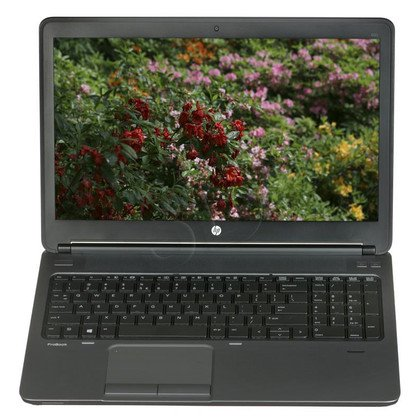 "HP ProBook 650 i5-4210M 4GB 15,6"" HD 500+32GB HD4600 DOS Srebrno-czarny D9S33AV 3Y"