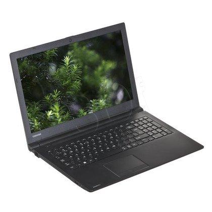 """Toshiba R50-B-11C i3-4005U 4GB 15,6"""" HD 500GB HD4400 Win7P Win8.1P Czarny (WYPRZEDAŻ) 1Y"""