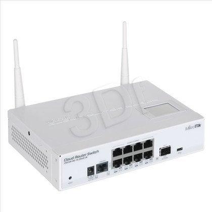 MikroTik CRS109-8G-1S-2HnD-IN SWITCH 8xGLAN N300
