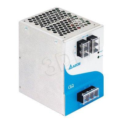 Zasilacz przemysłowy do montażu na szynie DIN DELTA DRP024V240W1AA (24V 240W)
