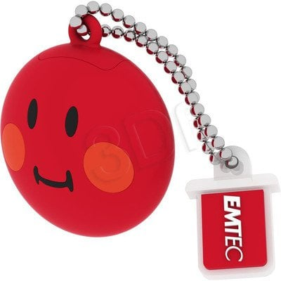EMTEC FLASH SW102 8GB USB2.0 Shame Red