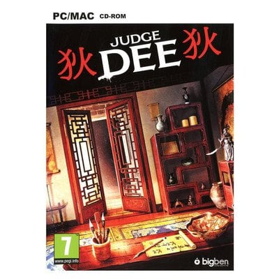 Gra PC Judge Dee: The City God Case (klucz do pobrania)