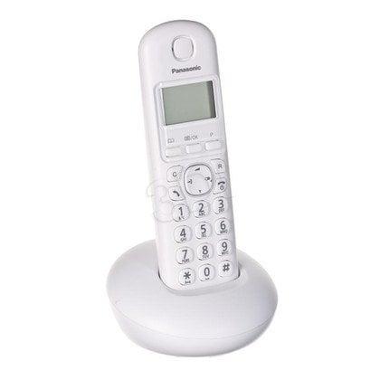 Panasonic Telefon bezprzewodowy KX-TGB210PDW biały