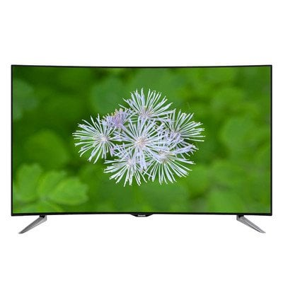 "TV 55"" LCD LED Panasonic TX-55CR430E (Tuner Cyfrowy 400Hz Smart TV Tryb 3D USB LAN,Bluetooth)"