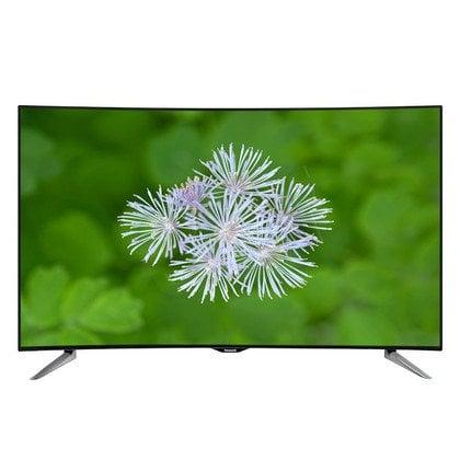 """TV 55"""" LCD LED Panasonic TX-55CR430E (Tuner Cyfrowy 400Hz Smart TV Tryb 3D USB LAN,Bluetooth)"""