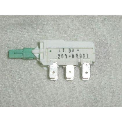 Wyłącznik główny pralki AWV.../FL.../AWM... - 6-stykowy (481941029126)