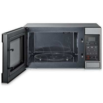 Kuchenka mikrofalowa Samsung ME73M (800W/Stalowo-Czarny)