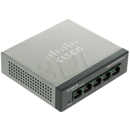 CISCO SG100D-05-EU 5X10/100/1000 Desktop Switch