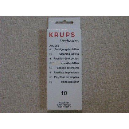 Tabletki czyszczące Krups Orchestro