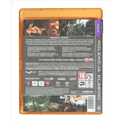 Gra PC PKK Tomb Raider