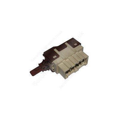 Przełącznik funkcyjny do pralki Whirpool (481241029374)