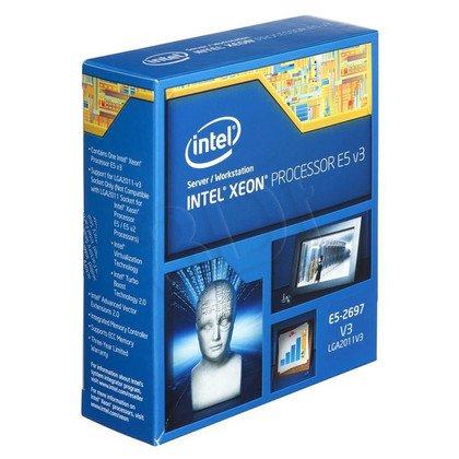 Procesor Intel Xeon E5-2697 v3 2600MHz 2011-3 Box