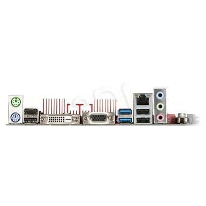 ASROCK H81M-G H81 LGA1150 (PCX/DZW/VGA/GLAN/SATA3/USB3/DDR3) mATX