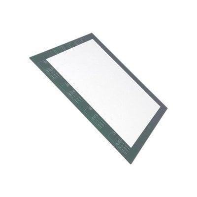 Szyba wewnętrzna z sitodrukiem 504x397 mm (3874994027)