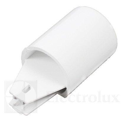 Pokrętła i kontrolki do suszarek Przycisk włącznika/wyłącznika pralki, biały (1247984030)