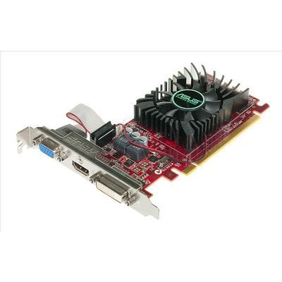 ASUS AMD Radeon R7 240 4096MB DDR3/128bit DVI/HDMI PCI-E (820/1800) (wer. OC - OverClock) (Low Profile)