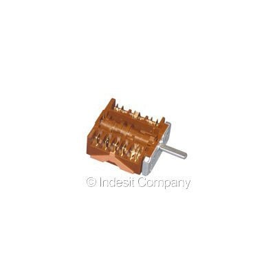 Przełącznik energii płyty 6+0 do kuchni (C00013413)