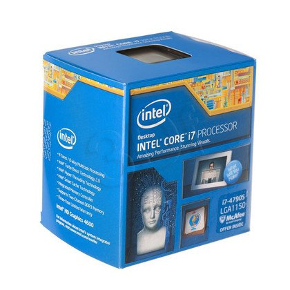 PROCESOR CORE I7 4790S 3.2GHz LGA1150 BOX