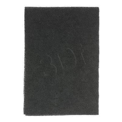 Uniwersalny filtr węglowy - czarna mata węglowa (FR-5483)