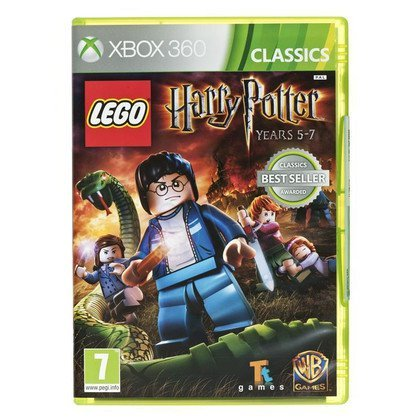 Gra Xbox 360 Lego Harry Potter 5-7 Classic