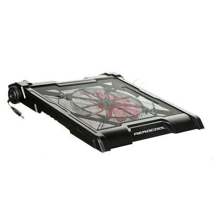 AEROCOOL STRIKE-X X1 PODSTAWKA NOTEBOOKA DO 19""