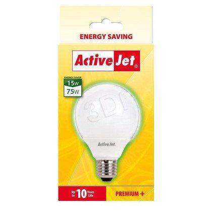 ActiveJet Świetlówka AJE-G15P E27/15W -->75W - 10000h
