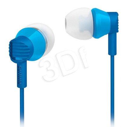 Słuchawki douszne Philips SHE3800BL/00 (Niebieski)
