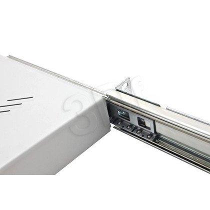 """Triton półka do szafy 19"""" RAC-UP-X31-A1 (1U, głębokość 450mm, maksymalna ładowność 30kg, kolor jasnoszary RAL 7035, wysuwana)"""