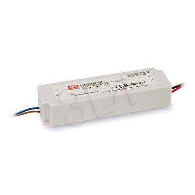 MEAN WELL ZASILACZ LED HERMETYCZNY 12V 8.5A 102W IP67 LPV-100-12