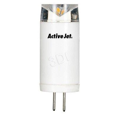 ActiveJet AJE-MC1G4 Lampa LED SMD 180lm 2,5W G4 barwa biała ciepła