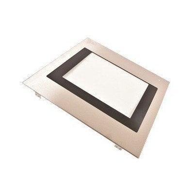 Zewnętrzna szyba drzwi piekarnika (3428356020)