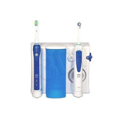 Irygator BRAUN Professional Care OC 20 OxyJet (biało- niebieski)