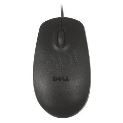 DELL Mysz przewodowa optyczna MS111 1000dpi czarna