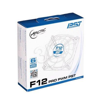 WENTYLATOR ARCTIC F12 PRO PWM PST 120x120x25mm