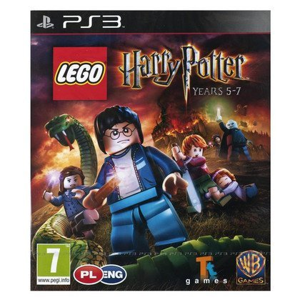 Gra PS3 Lego Harry Potter 5-7 Essentials